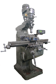 Milling with Drilling Machine